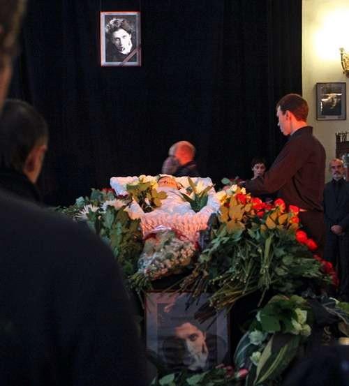 Причины смерти Алексея Завьялова