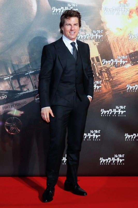 Рост, вес, возраст Тома Круза.. Сколько лет Тому Крузу