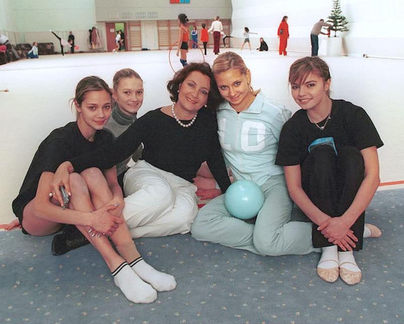Семья Алины Кабаевой 2
