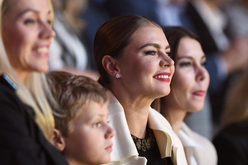 Семья Алины Кабаевой
