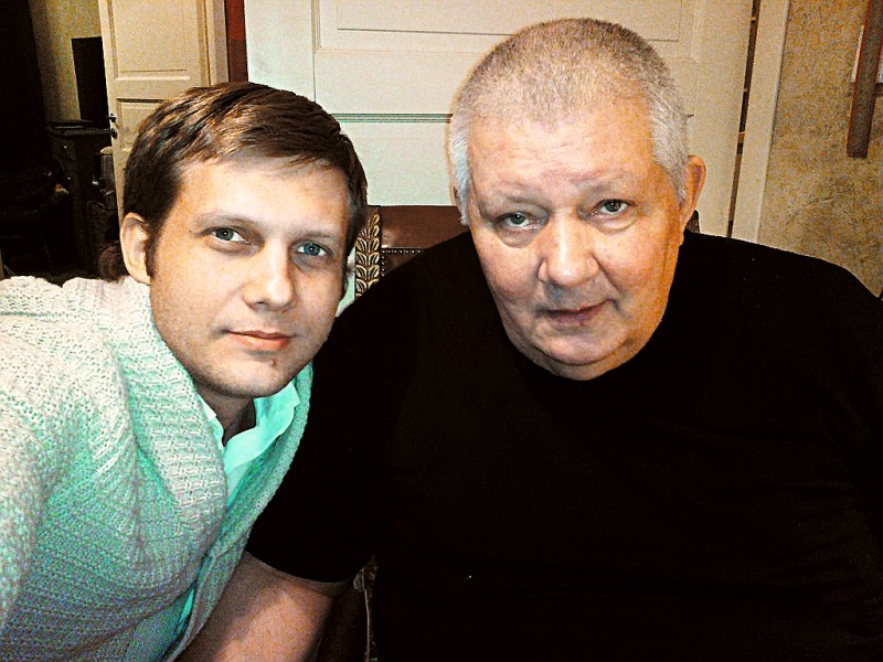 Семья Бориса Корчевникова