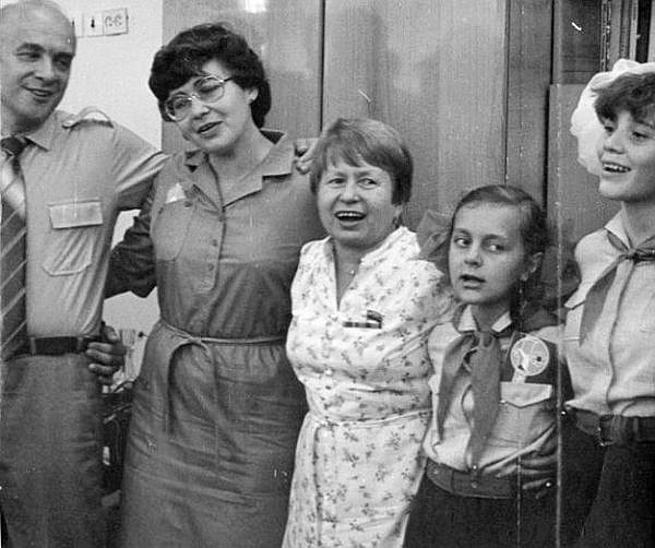 Семья и дети Александры Пахмутовой