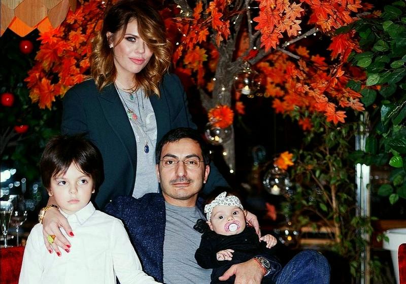Семья и дети Анастасии Стоцкой
