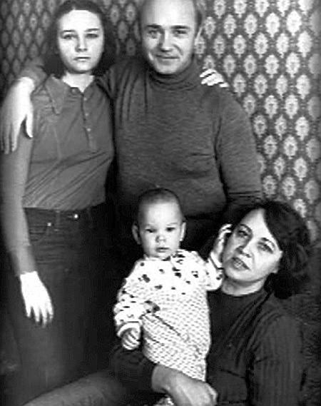 Семья и дети Леонида Куравлева 2