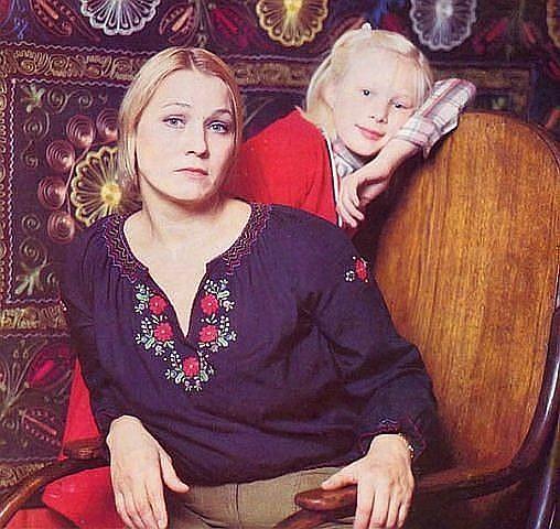 Семья и дети Нины Руслановой