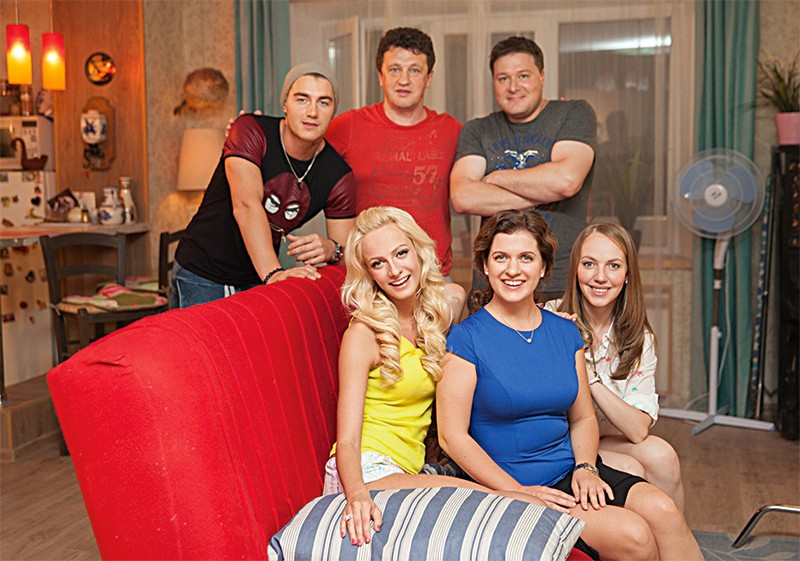 Семья и дети Полины Максимовой