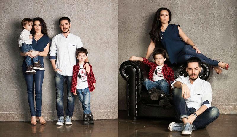 Семья и дети Тимура Родригеза