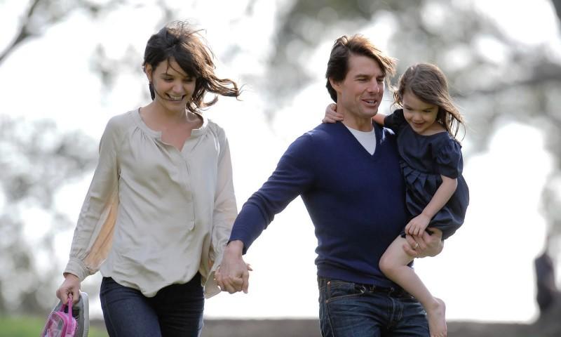 Семья и дети Тома Круза