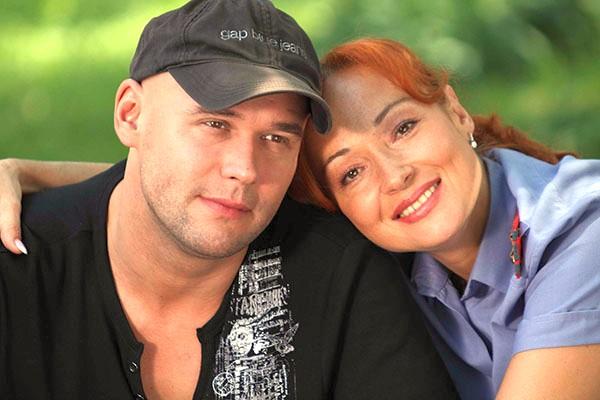 Семья Максима Аверина фото