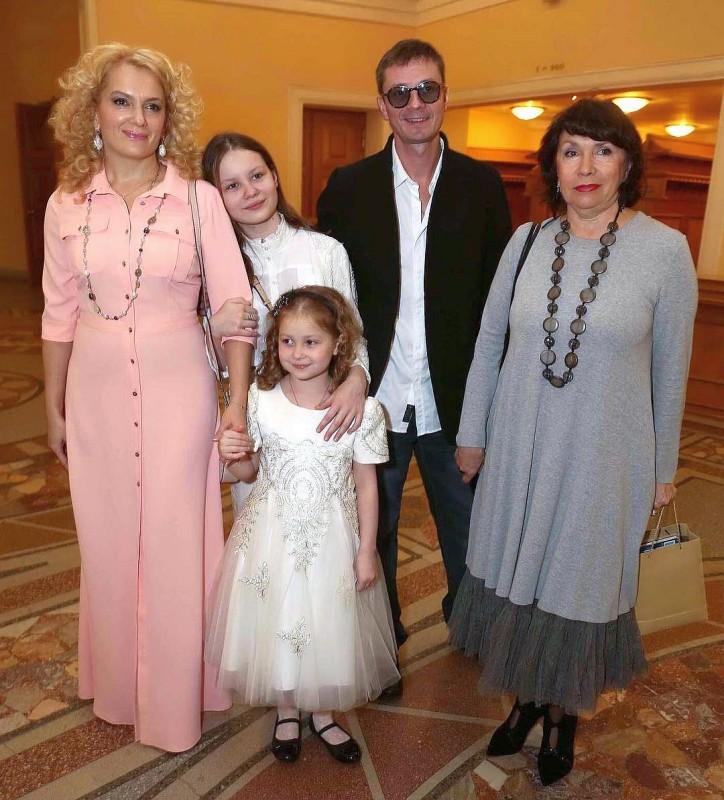 Семья Марии Порошиной