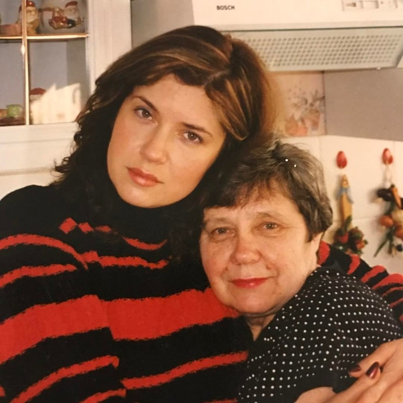 Семья Вера Сотникова