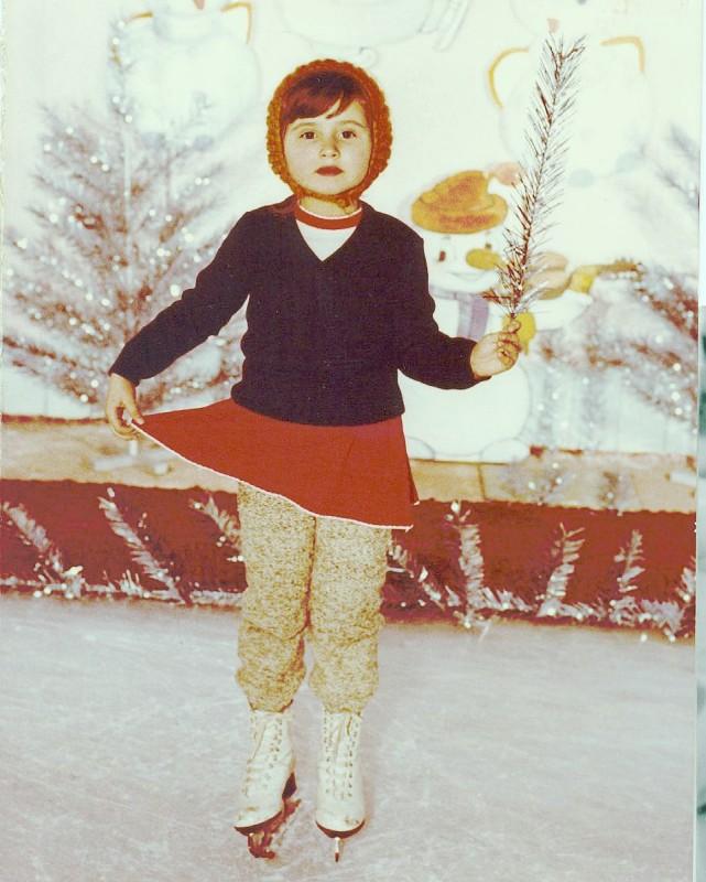 Светлана Лобода в детстве
