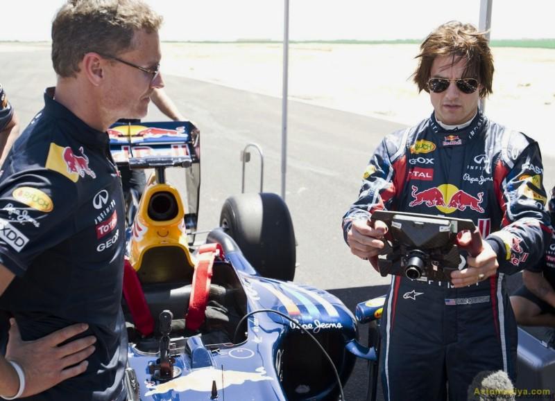 Том Круз Формула 1