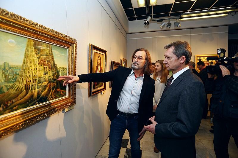 Выставки Никаса Сафронова, цены на билеты в разных городах