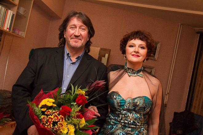 Жена Олега Митяева Марина Есипенко – фото, дети