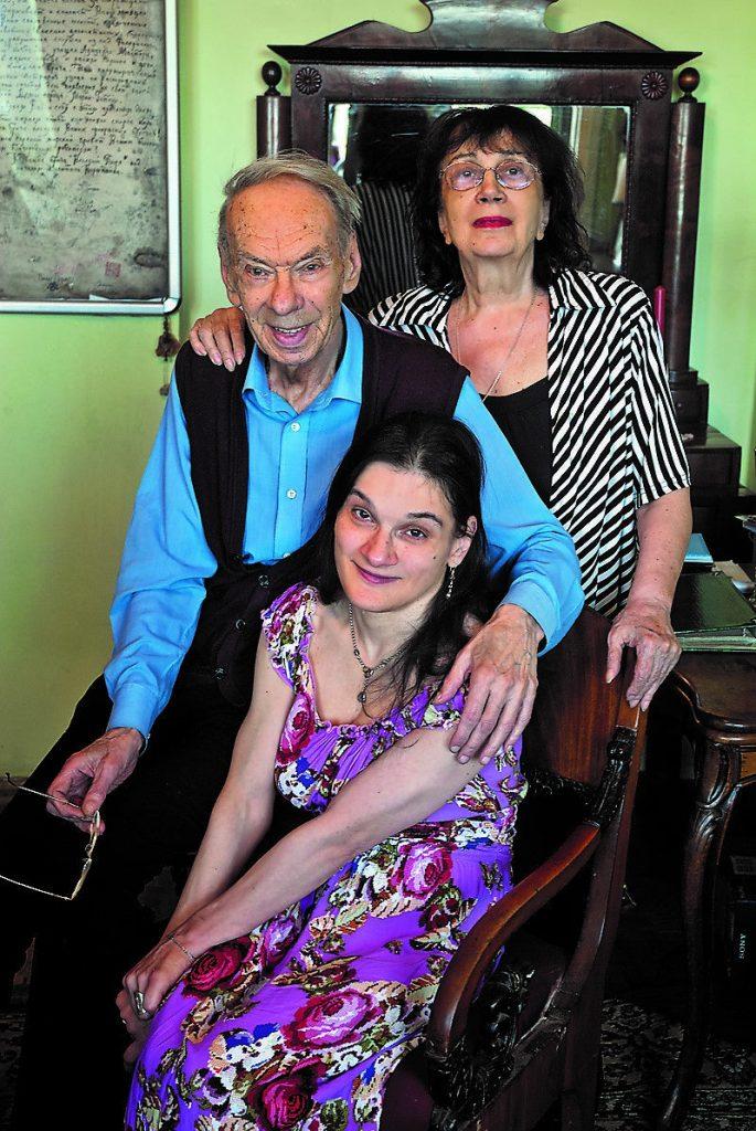 Жена Алексея Баталова – фото, биография, личная жизнь, дети