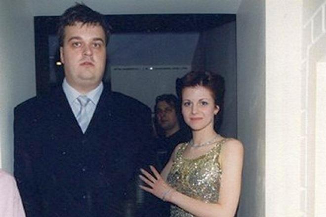 Жена Василия Уткина – фото, личная жизнь