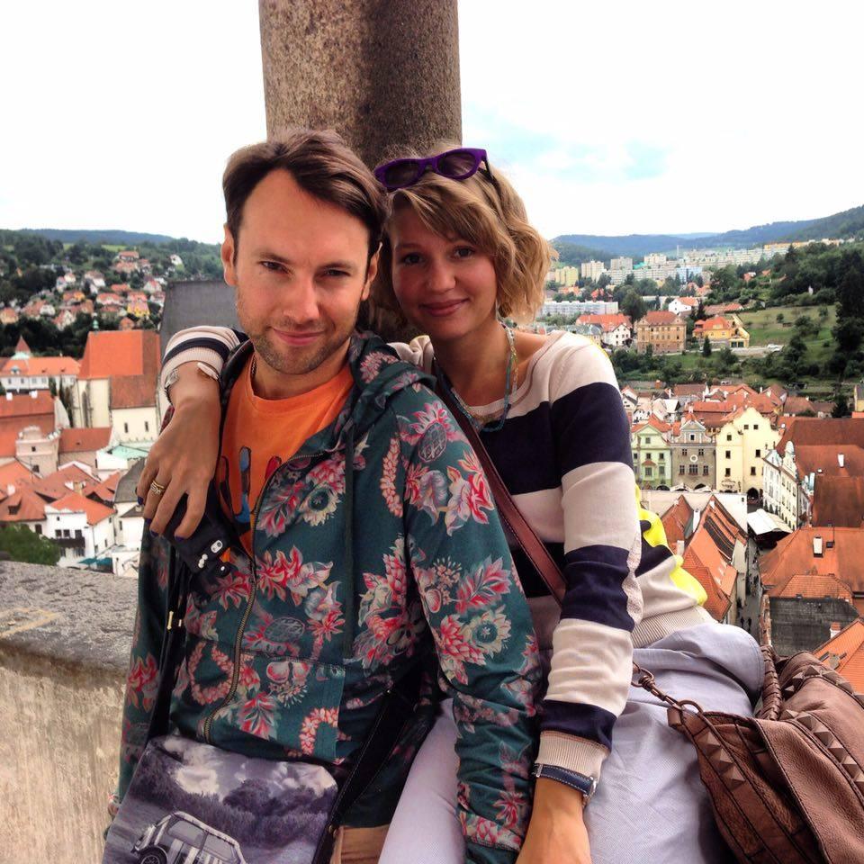 Жена Андрея Финягина – фото, личная жизнь, биография, дети