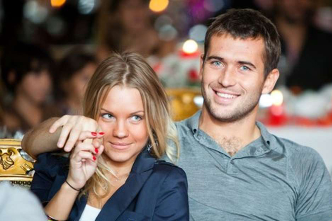 Жены футболиста Александра Кержакова – фото, личная жизнь, развод