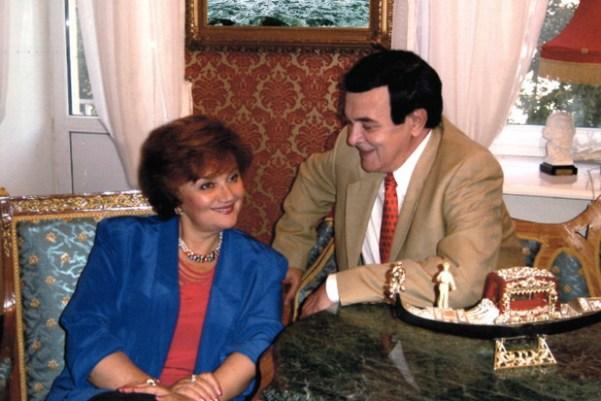 Жена Муслима Магомаева – фото, биография, личная жизнь, дети