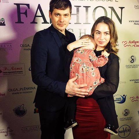 Жена Александра Пашкова – фото, личная жизнь