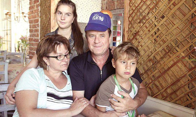 Жена Григория Гладкова – фото, биография, личная жизнь, дети