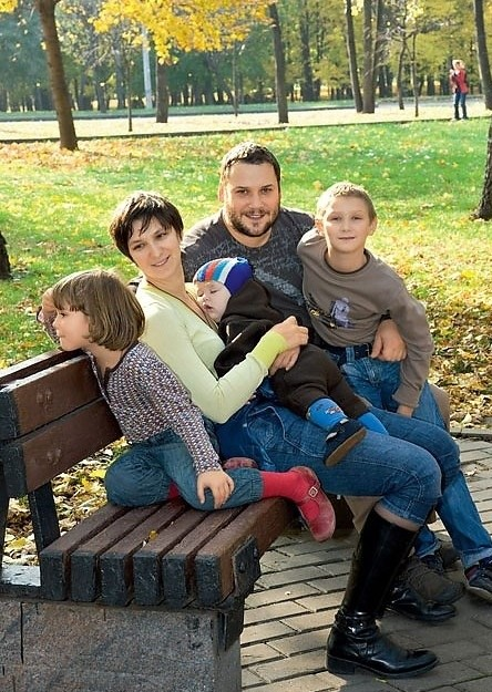 Муж Олеси Железняк– фото, биография, дети