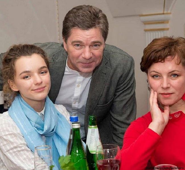 Жена Сергея Маховикова – фото, биография, личная жизнь, дети