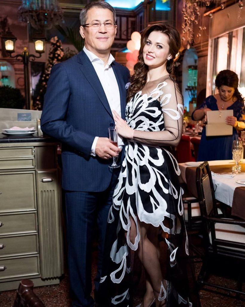 Жена Радия Хабирова – фото, биография, личная жизнь, дети