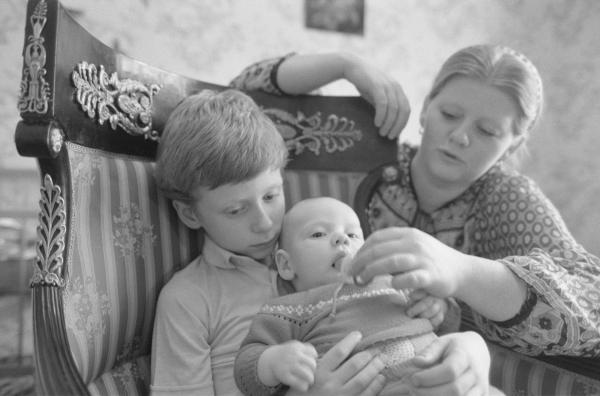 Муж Ирины Муравьевой – фото, биография, сыновья