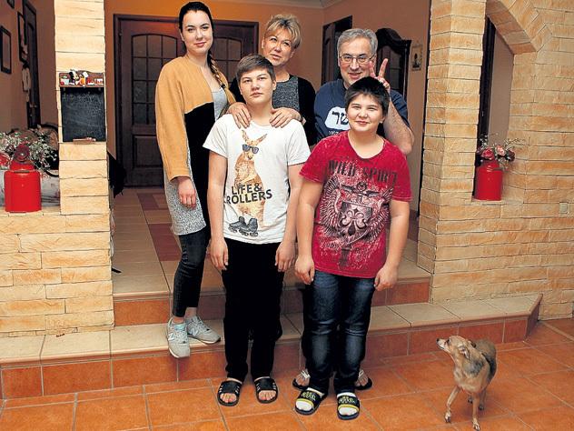 Жена Андрея Норкина, Юлия – фото, дети, личная жизнь