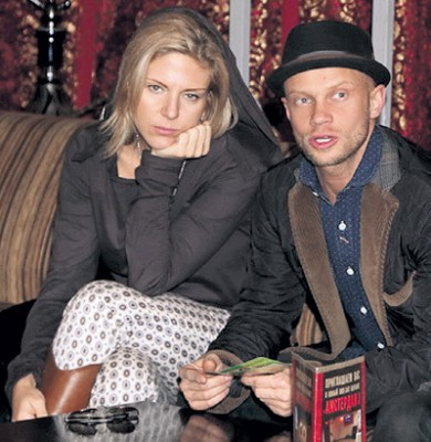 Жена Дмитрия Хрусталева – фото, личная жизнь, биография, дети