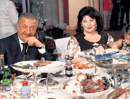 Жена Тельмана Исмаилова – фото, биография, дети