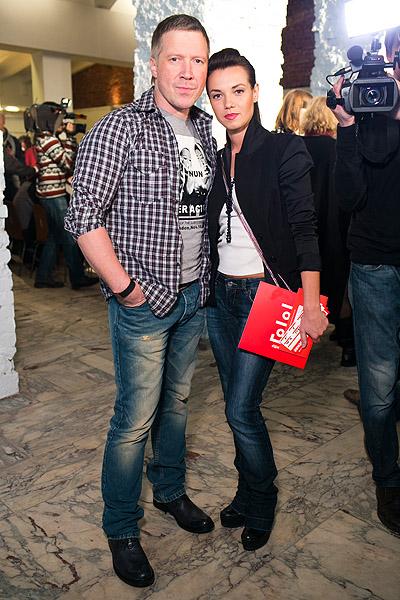 Жена Алексея Кравченко – фото, личная жизнь, дети