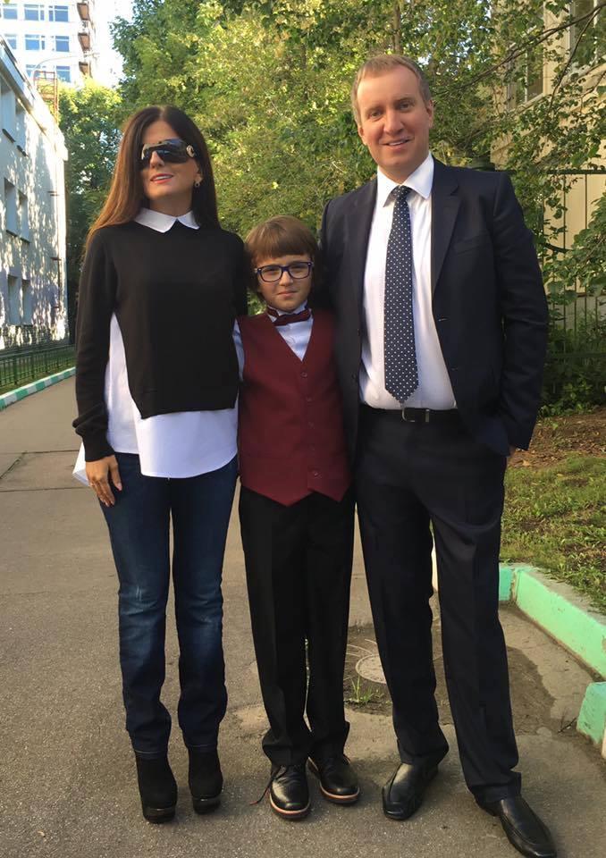 Муж Дианы Гурцкой – фото, биография, личная жизнь, дети