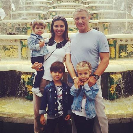 Жена Бориса Ротенберга – фото, личная жизнь