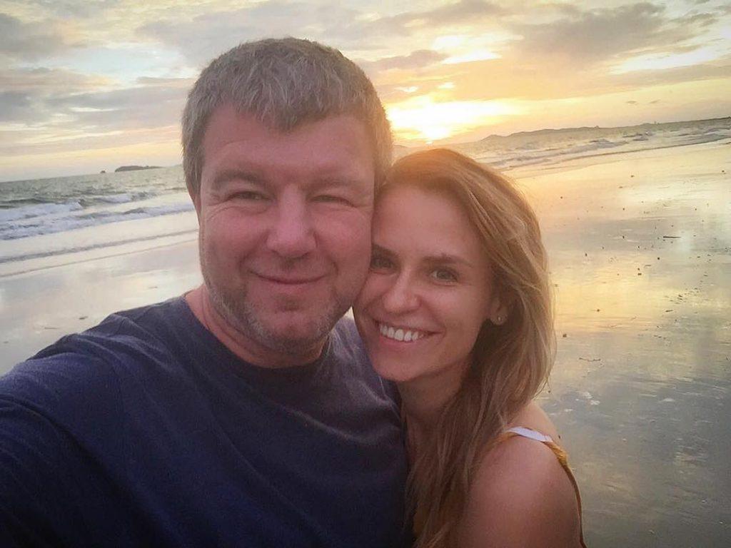 Жена Александра Робака – фото, личная жизнь, дети
