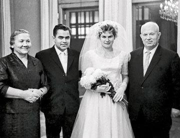 Муж Валентины Терешковой – фото, личная жизнь