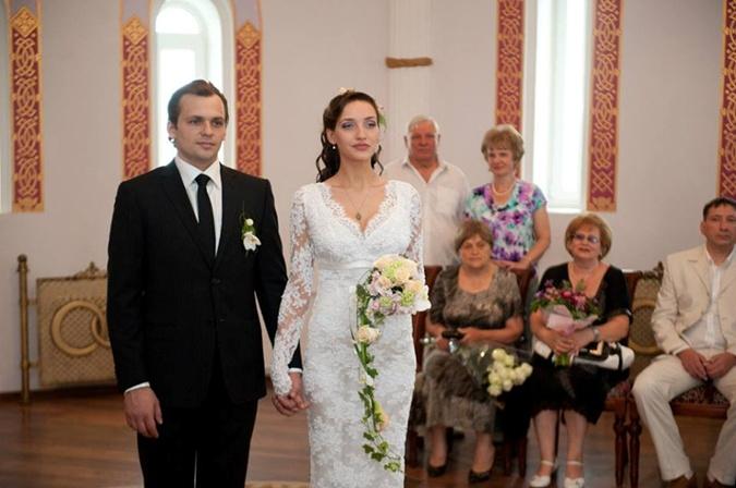 Жена Алексея Янина, Дарья Клюшникова – фото