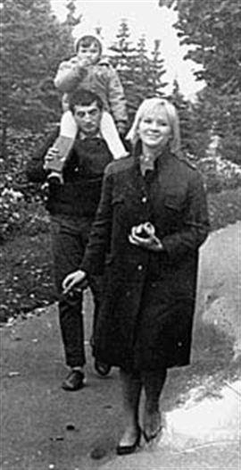 Муж Галины Польских – фото всех мужей, биография, личная жизнь