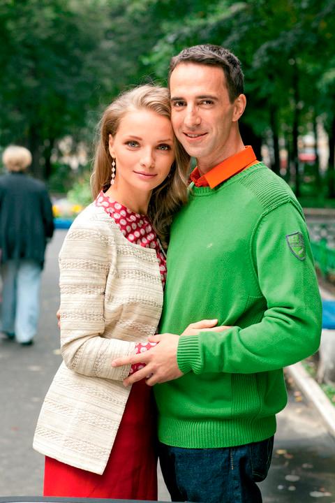 Вилкова Екатерина и ее муж – фото, биография, дети