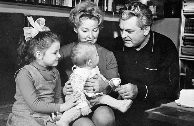 ЖенаСергеяБондарчука старшего –фото, биография, дети