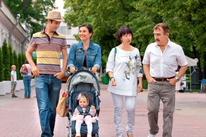 Жена Леонида Каневского – фото, личная жизнь