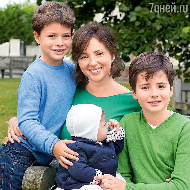 Муж Анны Банщиковой – фото, личная жизнь, дети