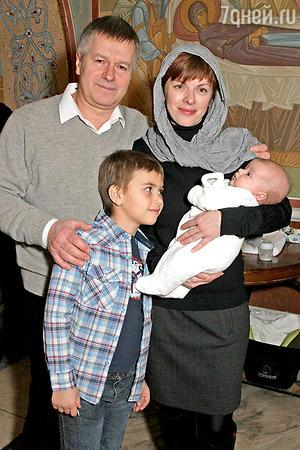Жены Игоря Ливанова – фото, биография, личная жизнь, дети