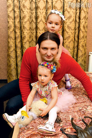 Жена Эдгарда Запашного – фото с женой и детьми, личная жизнь