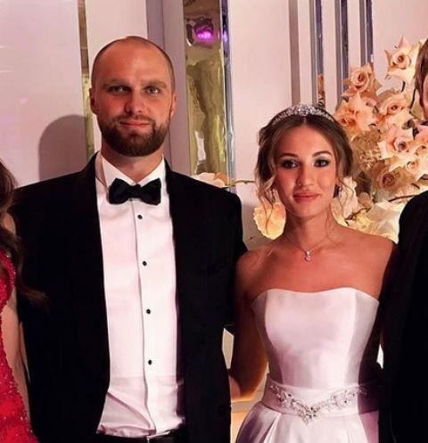 Муж Мишель Серовой – как зовут, чем занимается муж дочери Серова