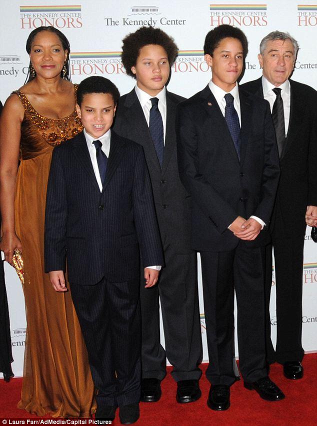 Жена Роберта Де Ниро– фото всех жен, дети