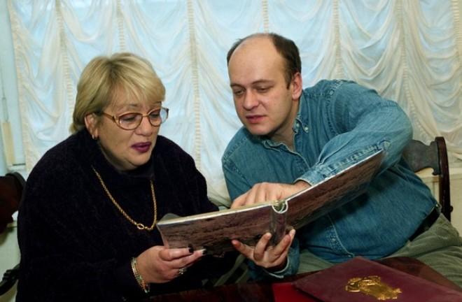 Муж Галины Волчек – фото всех мужей, дети