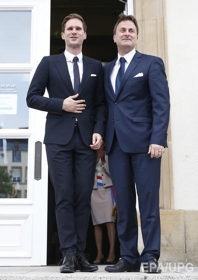 Премьер-министр Люксембурга и его муж – фото, личная жизнь
